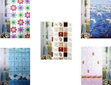 Abstrakte moderne Duschvorhänge aus Polyester