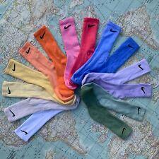All Sizes & Colours Available  FORÉT x Nike Tie Dye Block Colour Socks