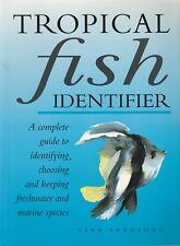 TROPICAL FISH IDENTIFIER Gina Sandford **GOOD COPY**