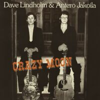 Dave Lindholm & Antero Jakoila - Crazy Moon (Vinyl LP - 1979 - EU - Reissue)