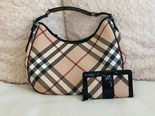 BURBERRY PURSE with WALLET