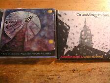 Counting Crows  [2 CD Alben] Saturday Nights & Sunday Mornings + Live Heineken