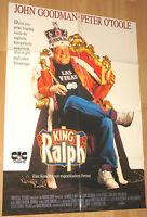 King Ralph ( J. Goodman, Peter O´Toole ) Filmplakat / Poster A1 ca.60x84cm