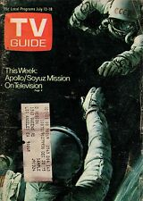 1975 TV Guide July 12 - Gladys Knight and the Pips; Chris Schenkel; Mississippi