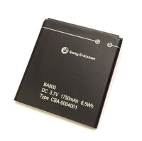 Sony Ericsson BA800 Ersatz Akku LT26i battery Xperia S Nozomi Arc HD Xperia V