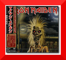 Iron Maiden , Iron Maiden ( CD + Extra_Japan)