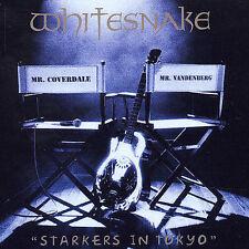 Audio CD Starkers in Tokyo - Whitesnake - Free Shipping