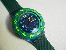1991 SCUBA 200 Blue Moon SDN100 Swatch Watch Never worn