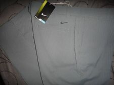 NIKE GOLF TOUR PERFORMANCE DRI FIT PANTS 34W X 32L MENS NWT $85.00