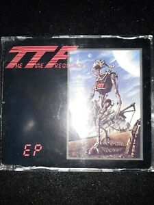 The Time Frequency - EP - CD Single