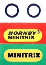 "Original Minitrix ""N"" TRACTION TYRES with Instructions ""Britannia"" A3 & A4 Locos"