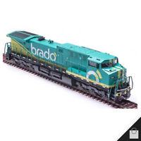 Frateschi AC44i Brado 3077 HO Miniature Electric Brazilian Locomotive Train 1:87