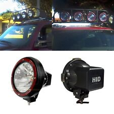 4x Universal 7 Inch Built-in Xenon HID 4x4 Off Road Rally Driving Fog Lamp SUV