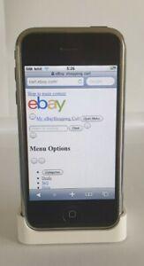 iPhone 2G 1. Generation mit Dock. Wirklich guter Zustand zum fairen Preis.