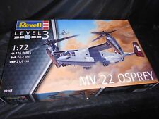 REVELL 03964, 1/72 MV-22 OSPREY PLASTIC MODEL KIT