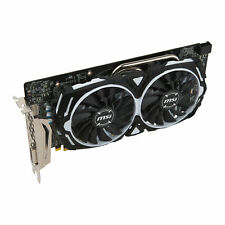 MSI AMD Radeon RX 480 ARMOR OC 8GB Polaris Graphics Card