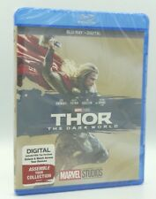 Thor: The Dark World (Blu-ray+Digital, 2017; MCU Phase Two) NEW