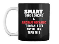 Supersoft Aircraft Mechanic Gift Coffee Mug Gift Coffee Mug