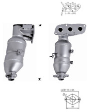 Catalizzatore Nuovo per Toyota Aygo 998 cc 50 kW 2005 / 2014