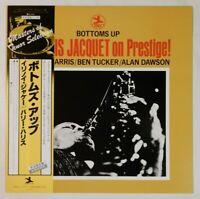Illinois Jacquet Bottoms Up Prestige VIJ-5064 OBI JAPAN VINYL LP JAZZ
