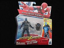The Amazing Spider-man 2 Spider Strike Power Charged Electro Hasbro New