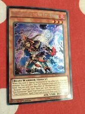 Yugioh - Brotherhood of the Fire Fist Rooster MP14-EN120 Secret rare Mint 1st ed