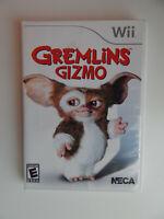 Gremlins Gizmo Game Complete! Nintendo Wii