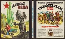 COLLANA COWBOY PICCOLO RANGER 167 LA VEDOVA NERA - OTTOBRE 10/1977