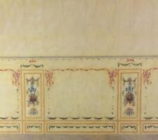 Melody Jane Dolls House Fruit & Flowers Miniature Print 1:12 Panel Wallpaper