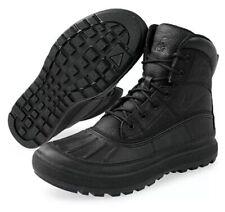 NIKE ACG WOODSIDE II 2 TRIPLE BLACK UK7 US8 EUR41 525393 090 ALL WEATHER BOOTS