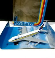 Matchbox Skybusters SB-10 British Caledonian Boeing 747-200 model plane flugzeug