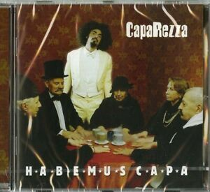 cd caparezza HABEMUS CAPA