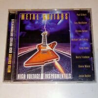 Metal Guitars - High Voltage Instrumentals CD 1998 - EXCELLENT CONDITION