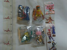 Bandai Hgif Hack Vol. 1 figure gashapon 4 pcs