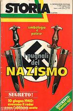 STORIA ILLUSTRATA=N°258 5/1979=I PUGNALI DEL NAZISMO=EINSTEIN OGGI=10/6/1940