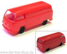 VW Bus T2 Modell - Jean - Transporter - Rot - ca 70er Jahre