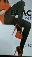 D-3 LADIES WOMEN's TIGHTS 80 DEN HOSIERY LINGERIE BY BLACK VELVET