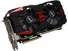 NVIDIA GTX 780 ASUS DirectCU II 3GB GDDR5 PCI-E GPU Video graphics card