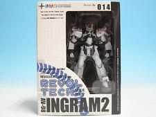 [FROM JAPAN]REVOLTECH YAMAGUCHI 014 Patlabor INGRAM 02 Kaiyodo