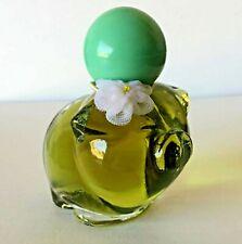 Avon * Pretty Piglet * Hawaiian White Ginger Cologne Splash * .75 oz. * Vintage