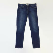 Paige Skyline Ankle Peg Benny Skinny Denim Jeans Size 29 X 28 2004 Made in USA