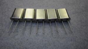 QRP Ham Radio Crystals HC49U (TALL) Pick 5