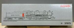 Marklin  37973  Steamloc w/t Tender (Mikado).  Union Pacific Railroad (UP).