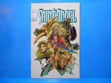 SAINT ANGEL  #2 of 4 2000-2001 Image Comics Uncertified (FLIP BOOK DEITY #2)