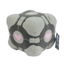 PORTAL 2 NEW VALVE CUBE Plush Electronic Games Collector's Toy FREE SHIPPING 8in