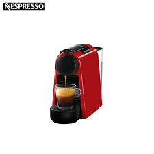 Nespresso Essenza MINI D30 DE'LONGHI Coffee Machine Maker Capsule(Red)