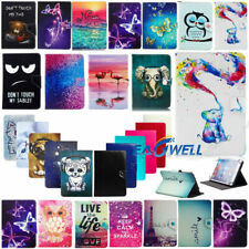 """US For Samsung Galaxy Tab 2/3/4 7.0"""" 8.0"""" 10.1"""" Tablet Universal Case Cover WQ"""