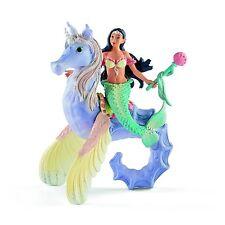 Schleich Bayala 70557 Prinzessin Isabelle Meerjungfrau auf Seepferdchen