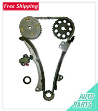 Timing Chain Kit Fits for TOYOTA 2NZ-FE YARIS.ECHO.PLATE VITZ 1.3L w/VVT 99-05
