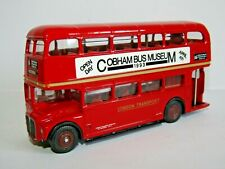 EFE ROUTEMASTER BUS LONDON TRANSPORT COBHAM BUS RALLY 1993 ROUTE 16 1/76 15605AA